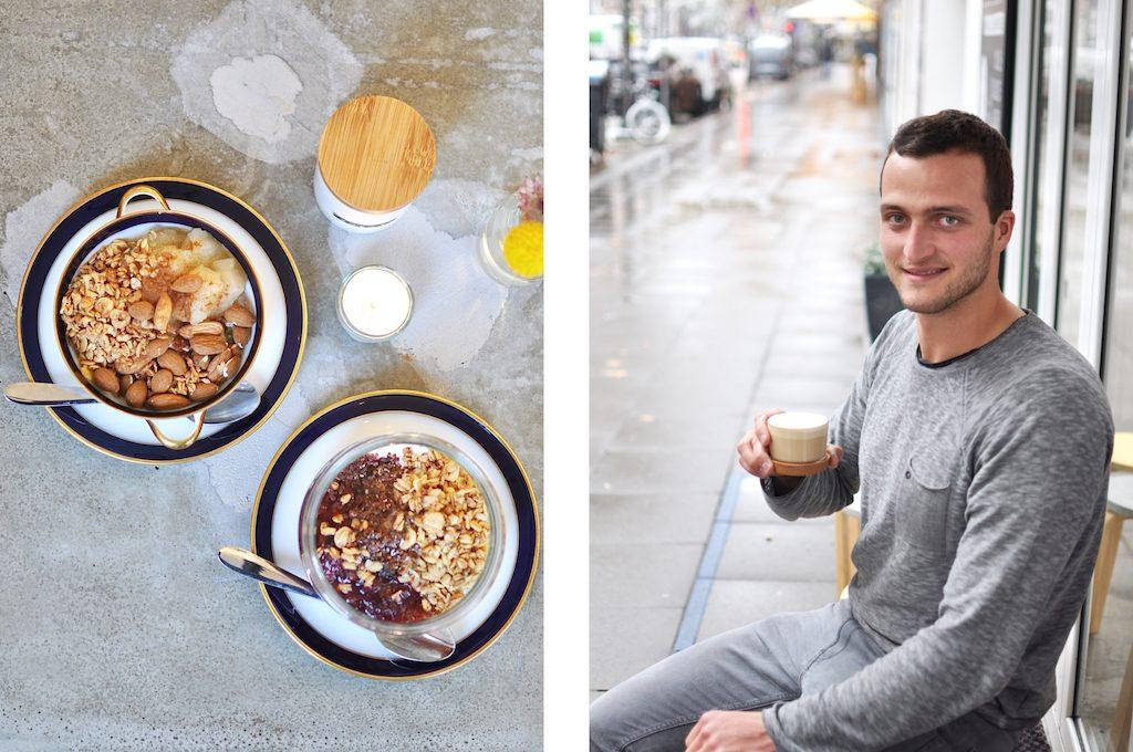 Auf einen Kaffee mit Markus Luicellas Hamburg Porridge