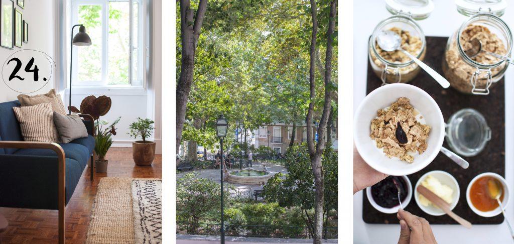 Reiseblog Adventskalender Lissabon Unterkunft A Casa Calma