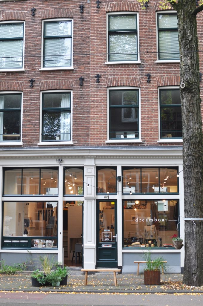 dreamboat amsterdam-oost Czaar-Peterstraat