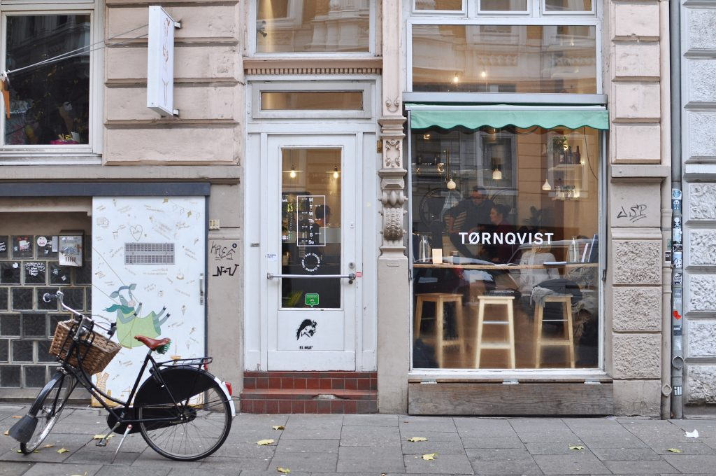 Tornqvist Pop up Cafe Third wave coffee St Pauli Hamburg