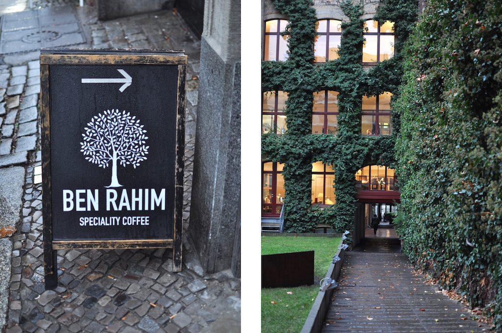 Berlin Ben Rahim Specialty Coffee Sophie-Gips-Höfe