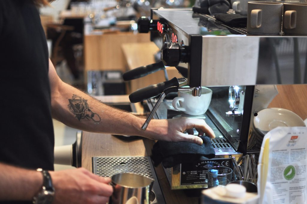Bonanza Roastery Berlin Barista Kreuzberg Specialty coffee Explore Berlin Third wave coffee