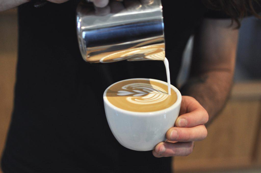 Bonanza Roastery Berlin Barista Kreuzberg Specialty coffee Explore Berlin Third wave coffee Latte art