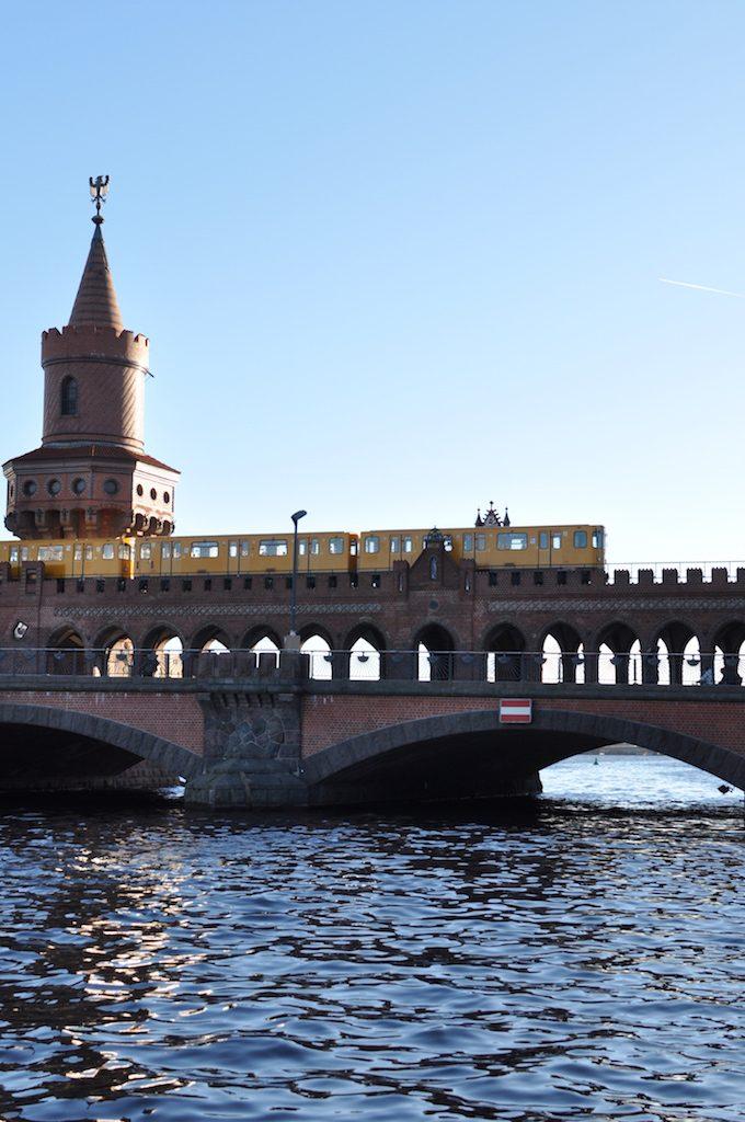 Kreuzberg Oberbaumbrücke Explore Berlin Travelblog