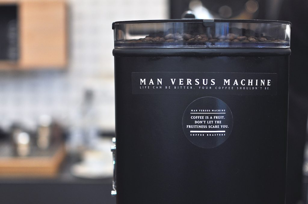 Man Versus Machine Specialty Coffee München Thirdwavecoffee Isarvorstadt