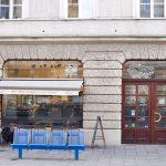 München, Glockenbachviertel: Man Versus Machine