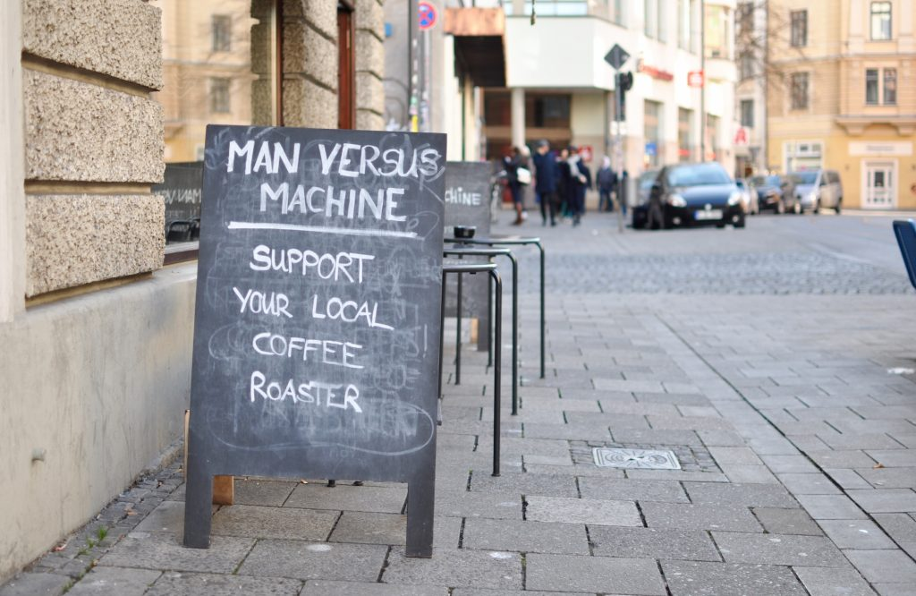 Support your local coffee roasters Munich München hipster coffee guide