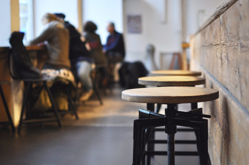 The Barn Berlin Mitte Coffeeplace Specialty coffee third wave coffee