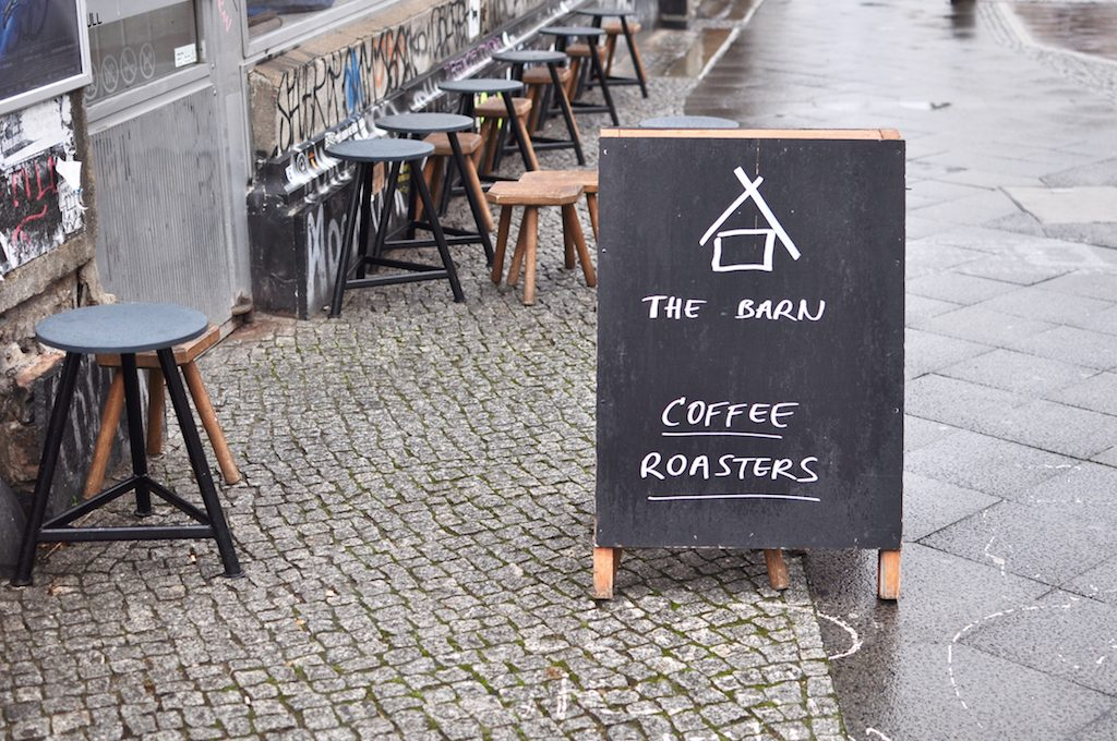 The Barn Coffee Roasters Berlin Mitte Specialty coffee