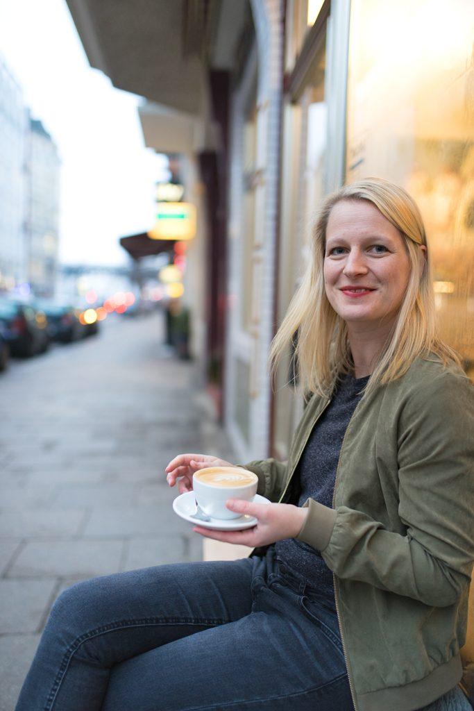 Auf einen Kaffee mit Flow Grafikdesignerin Eva