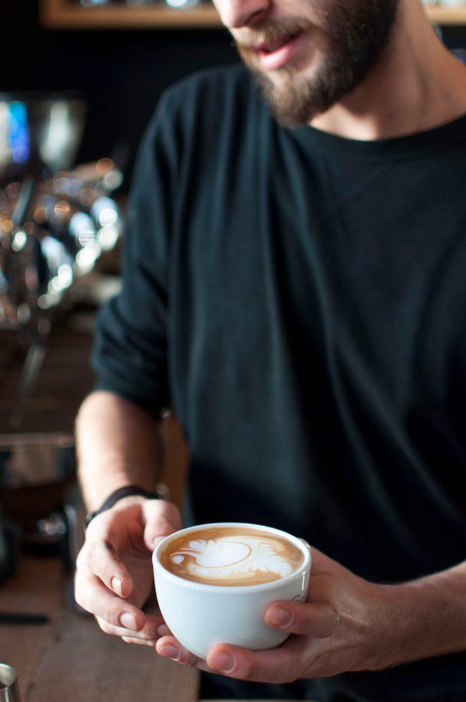 Barista Latte Art Coffee Hamburg Elbgold