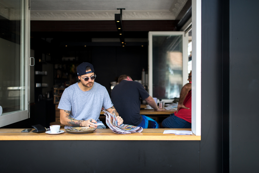 Barefoot Manly Specialty Coffee Sydney