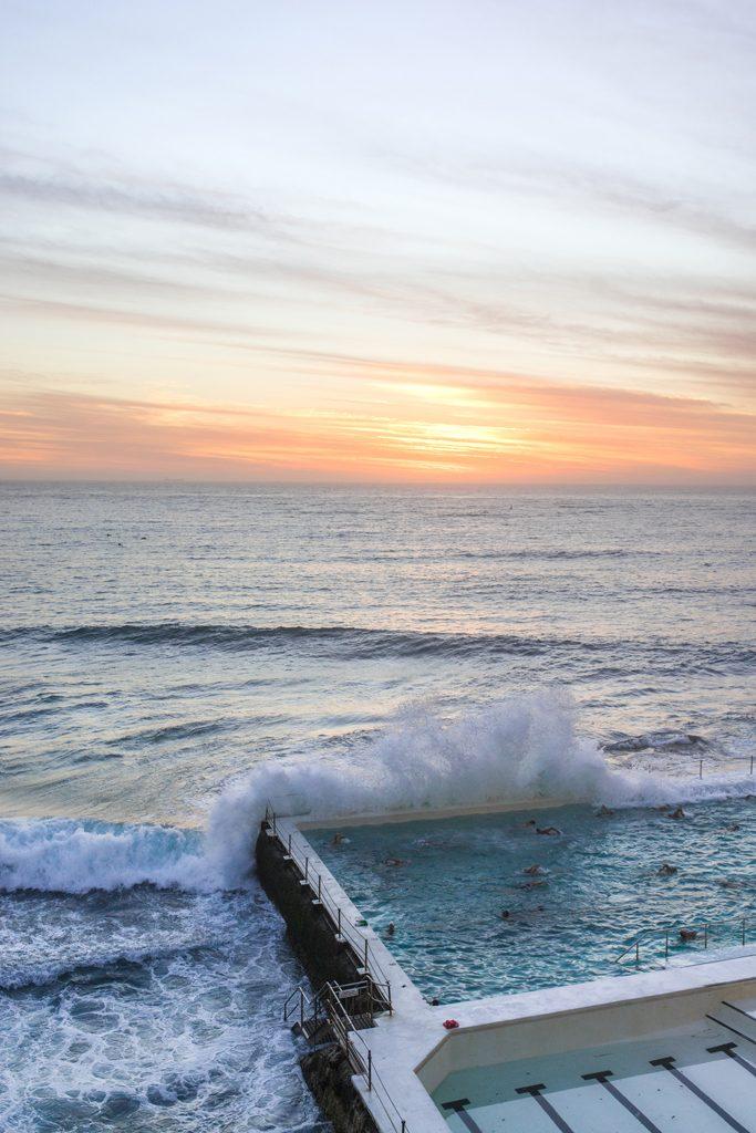 Iceberg Club Bondi Beach Sunrise Sydney Australia Travelblog