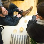 Auf einen Kaffee mit Coffee Table Mags Gründer Thorsten