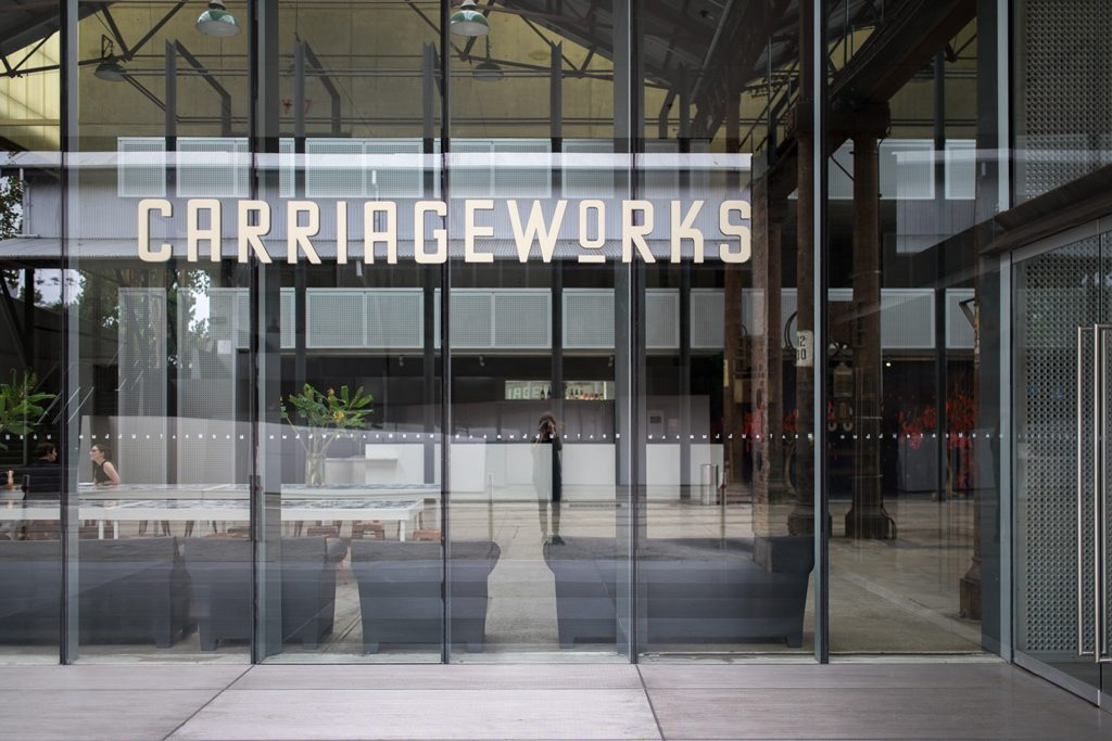 Carriageworks Sydney Guide