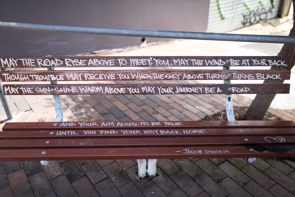 Jackie-Onnasis-Back-Home-Again-Street-Art-Sydney-Music