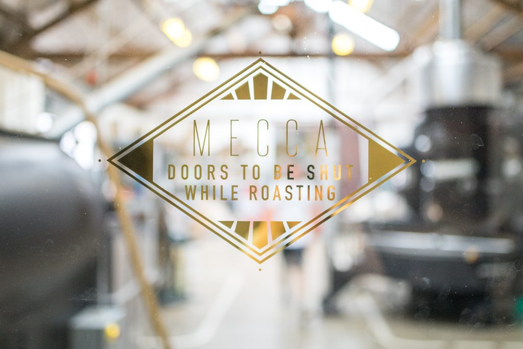 Mecca Specialty Coffee Sydney Roasting