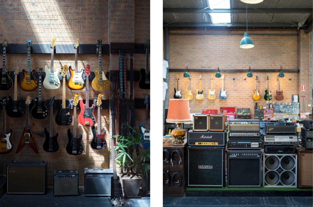 Clingan-Guitar-Tone-Collingwood-Melbourne-Musicen-Guitar-store