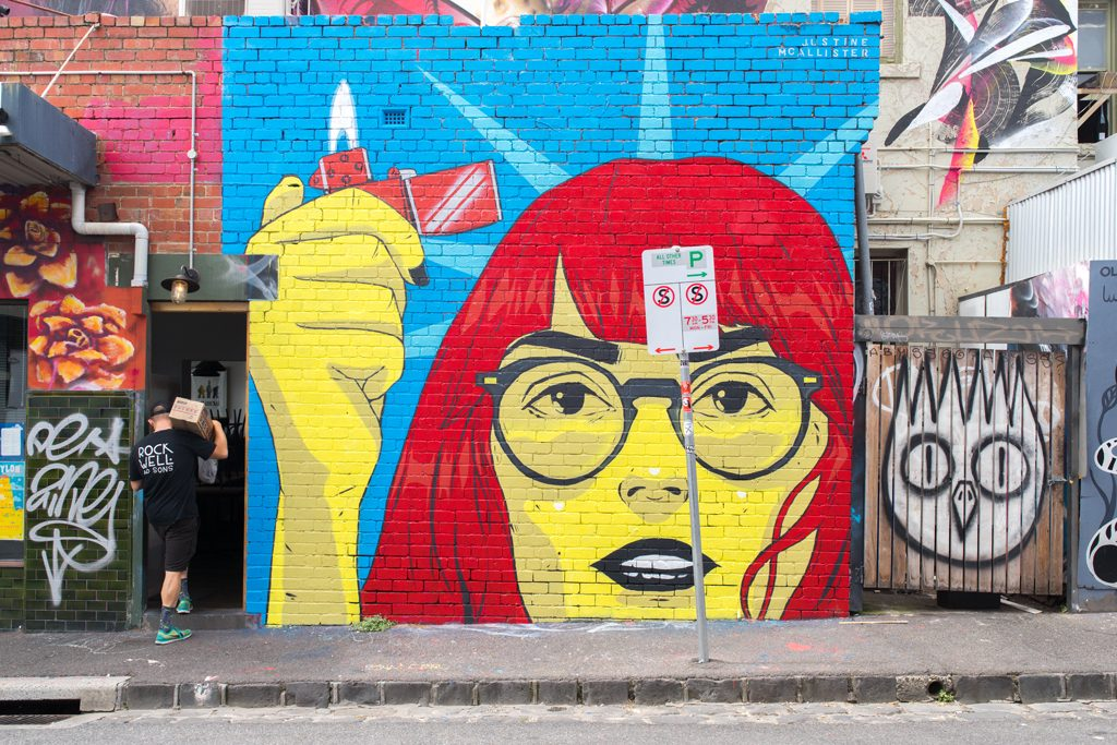 Fitroy-Street-Art-Melbourne