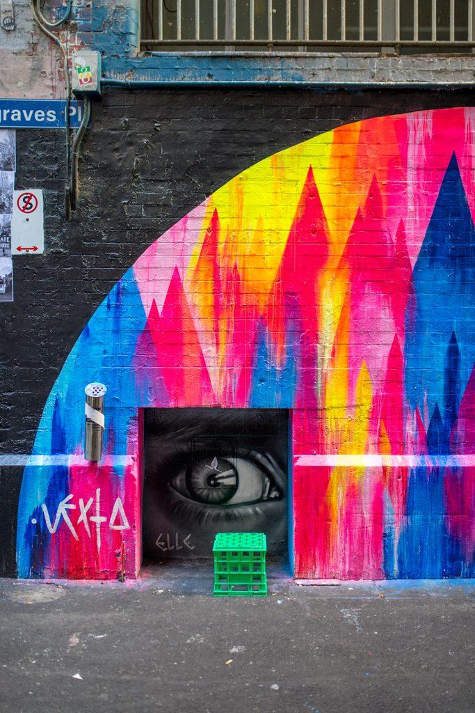 Graffiti-Eye-Degraves-St-Streetart-Melbourne