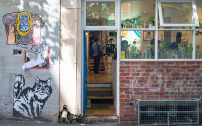 Melbourne Travel & Coffee Guide