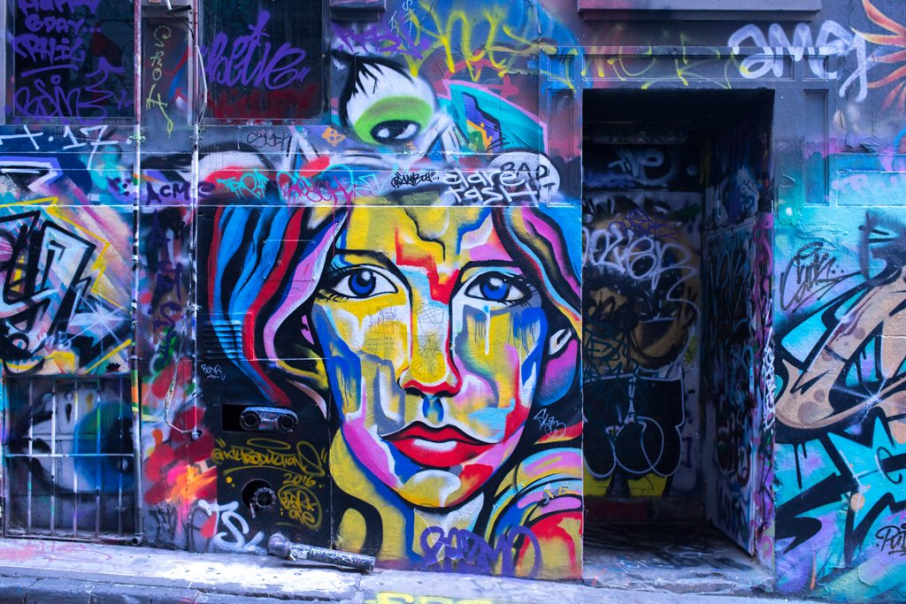 Melbourne-Guide-Travelblog-Streetart-Hosier-Lane-Graffiti