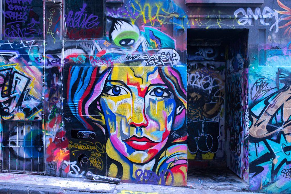 Melbourne-Guide-Travelblog-Streetart-Hosier-Lane-Graffiti