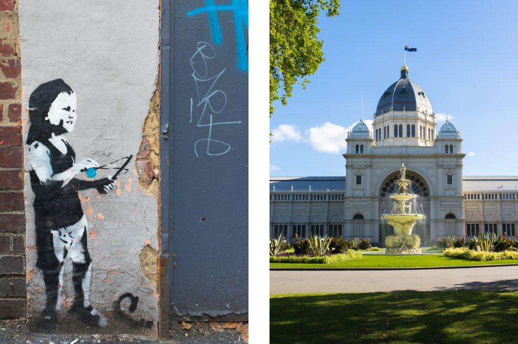 Melbourne Guide Travelblog journey