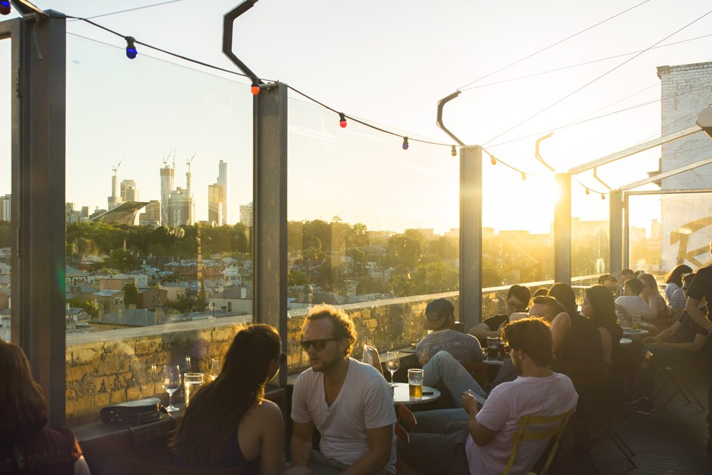 Naked-For-Satan-Melbourne-Guide-Fitzroy-Rooftop-Bar