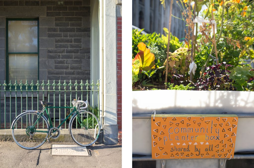 community planter box Melbourne