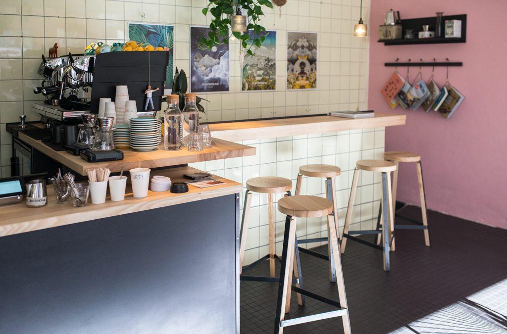 Hamburg, St. Pauli: Playground Coffee