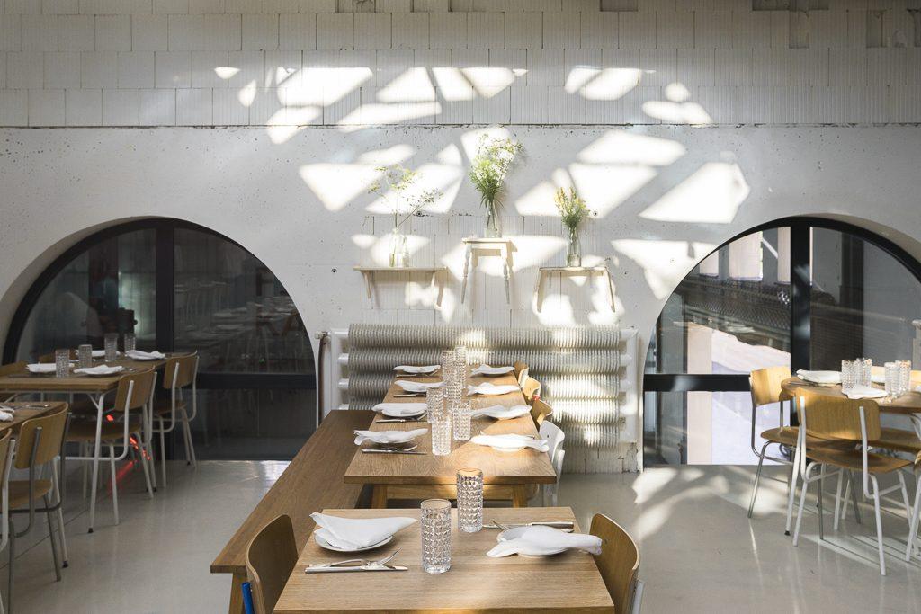 Eska Prague Restaurant Fusion cuisine
