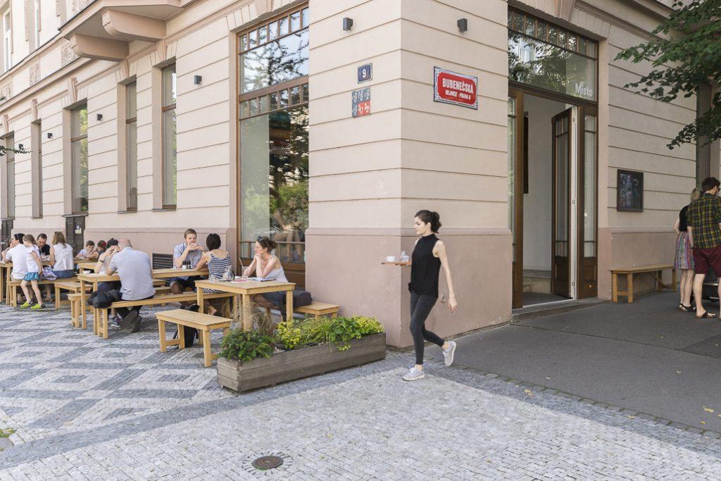 Misto Prague Specialty Coffee