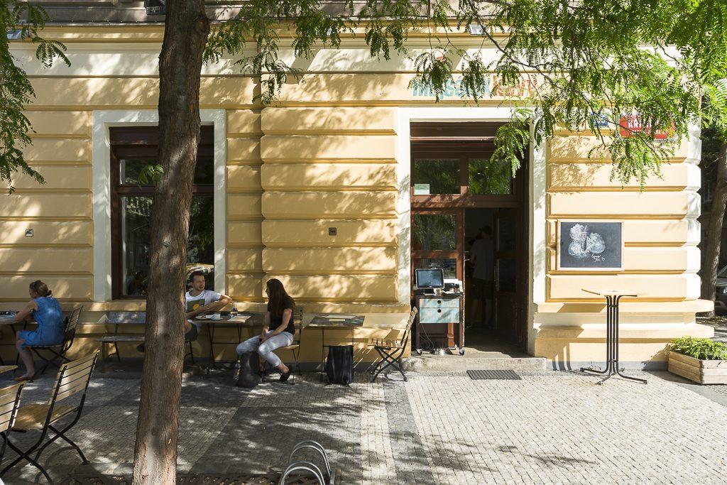 Muj salek kavy Prague Specialty Coffee Guide
