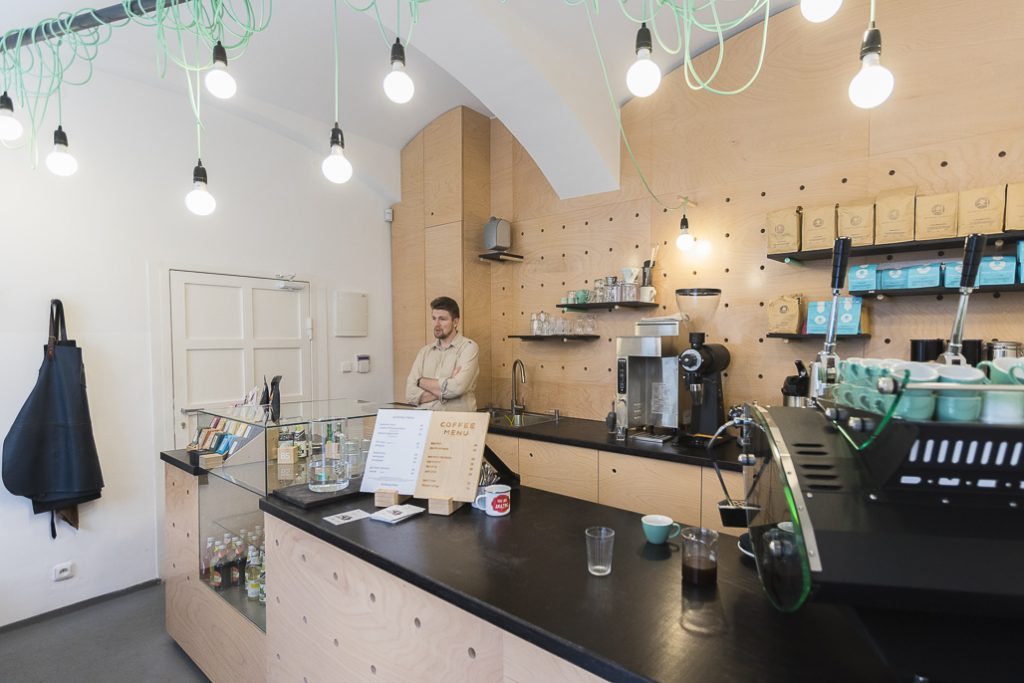 Onesip Prague Prag Cafétipp Specialty Coffee