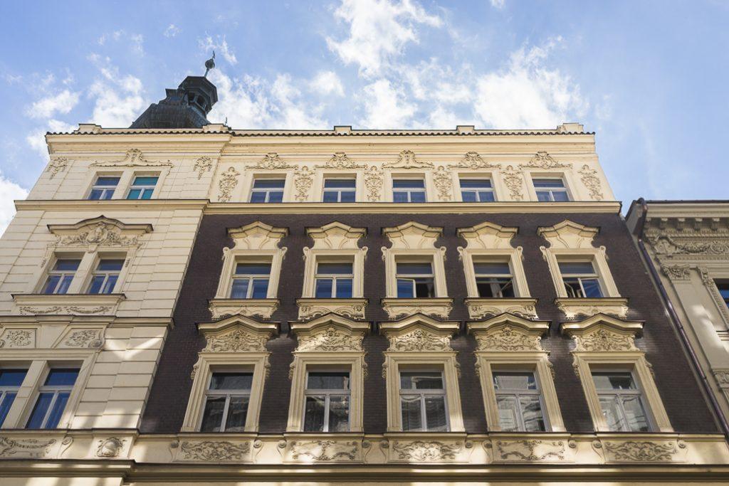 Prague Prag Architektur