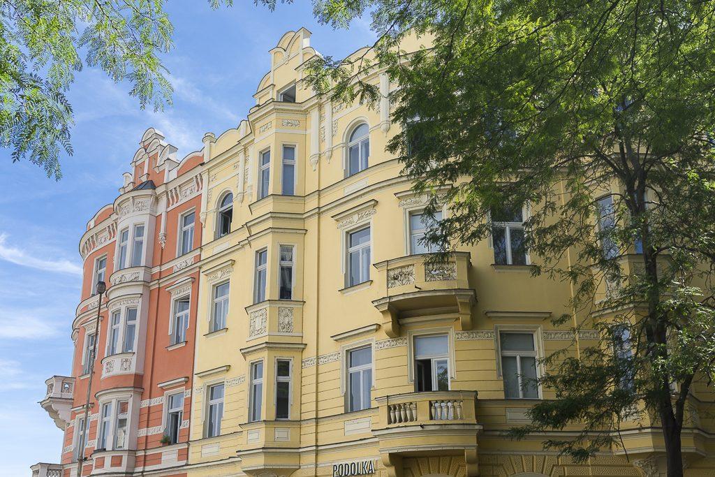 Prague Prag Architektur Street Photography