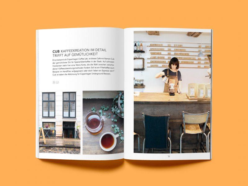 Cafétipps, Kulturempfehlungen und vieles mehr...