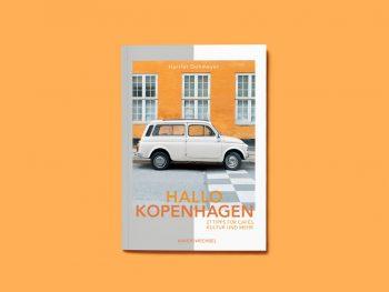 Buchcover von Hallo Kopenhagen aus dem Ankerwechsel Verlag