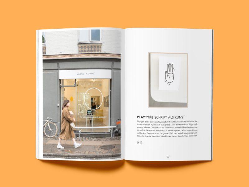 Tipps für nette kleine Läden warten in diesem Buch