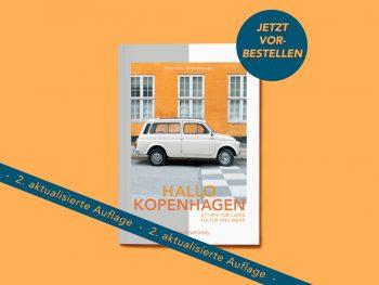 Hallo Kopenhagen Reiseführer vorbestellen
