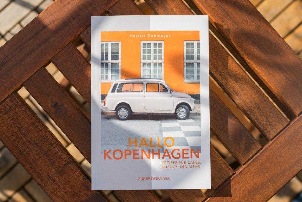 Hallo Kopenhagen Buch Ankerwechsel Verlag Harriet Dohmeyer Fräulein Anker Reiseguide