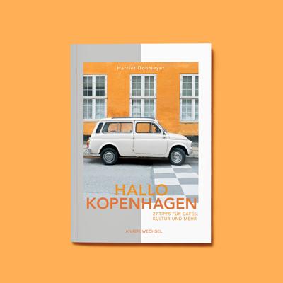 Hallo Kopenhagen Autorin Harriet Dohmeyer im Ankerwechsel Verlag