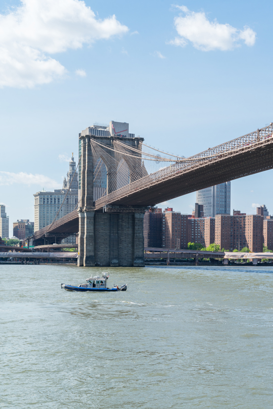 New-York-Manhatten-Harriet-Dohmeyer-Williamsburg-Bridge