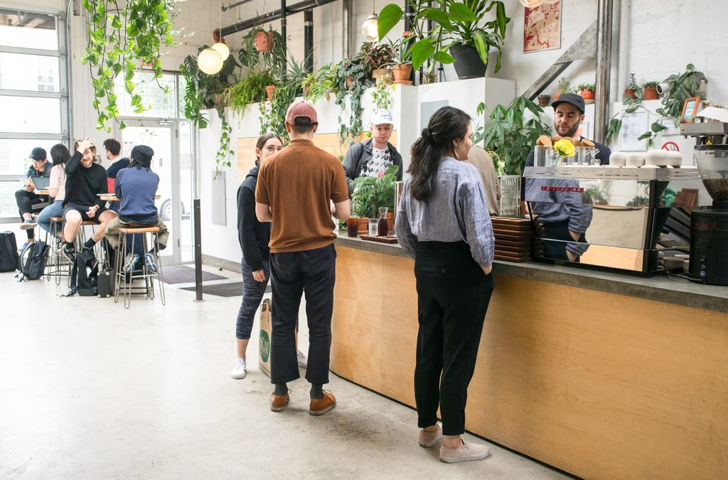 New York Travel & Coffee Guide: Sey Coffee