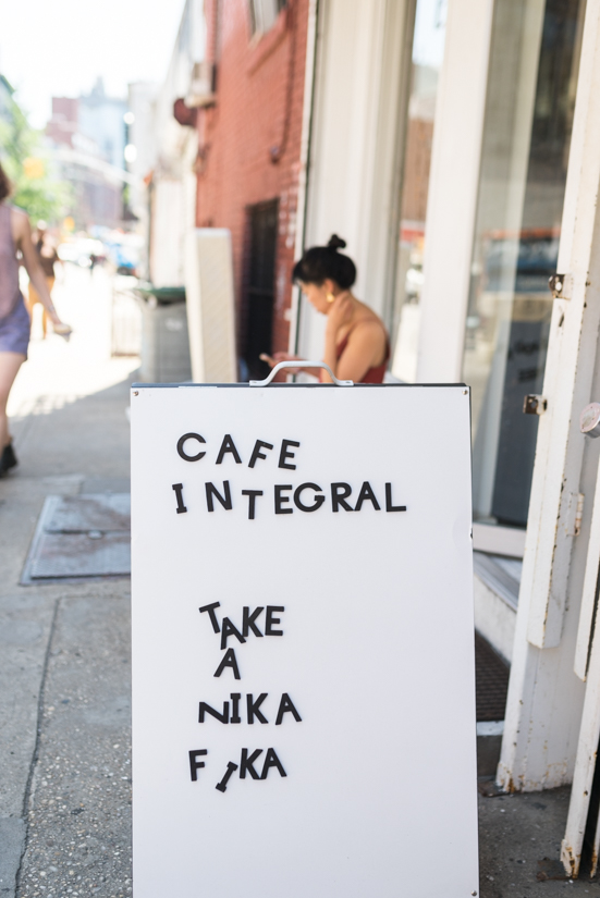 Cafe Intergral Notlita New York USA _1