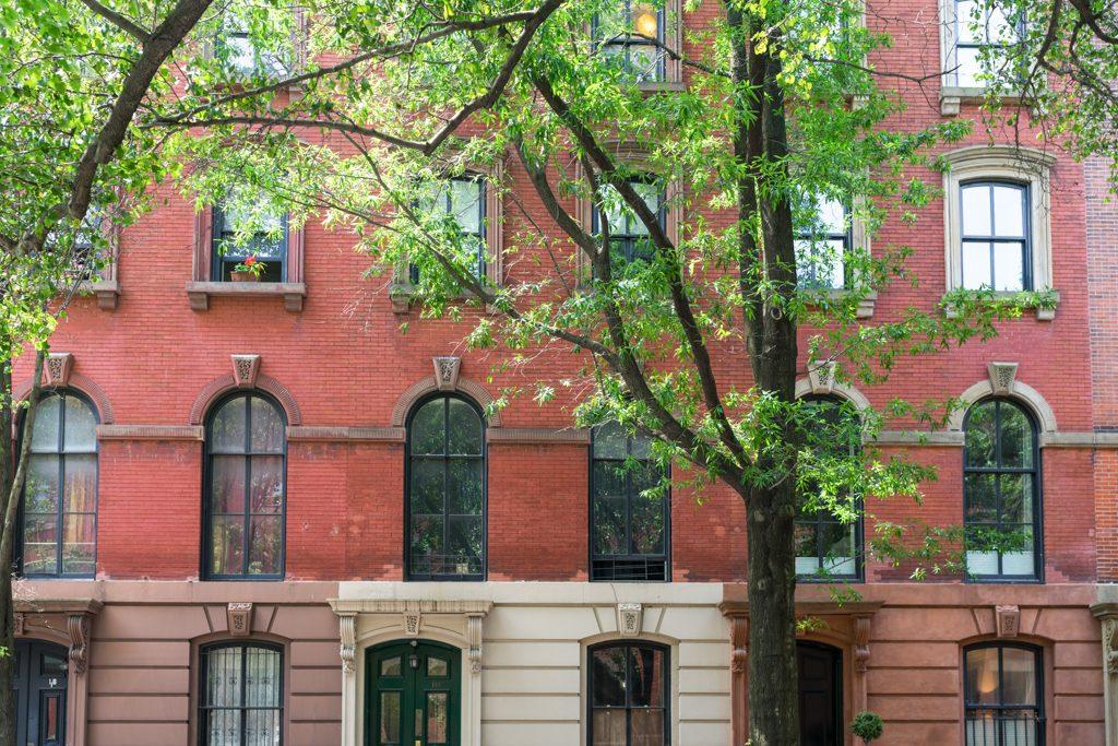 Houses New York USA