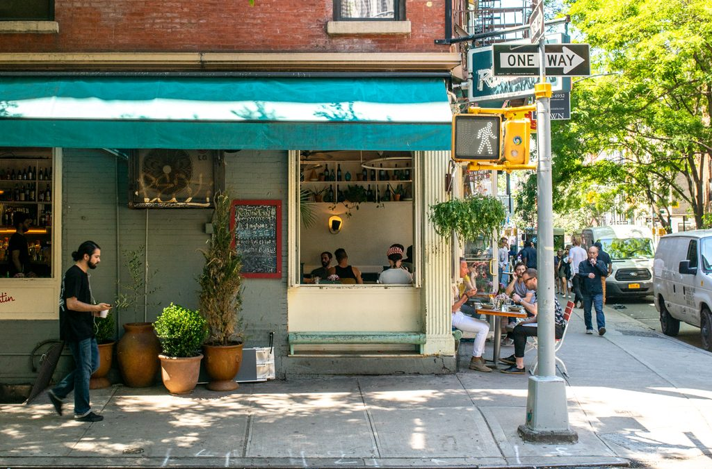 New York Travel & Coffee Guide: Lower Manhattan