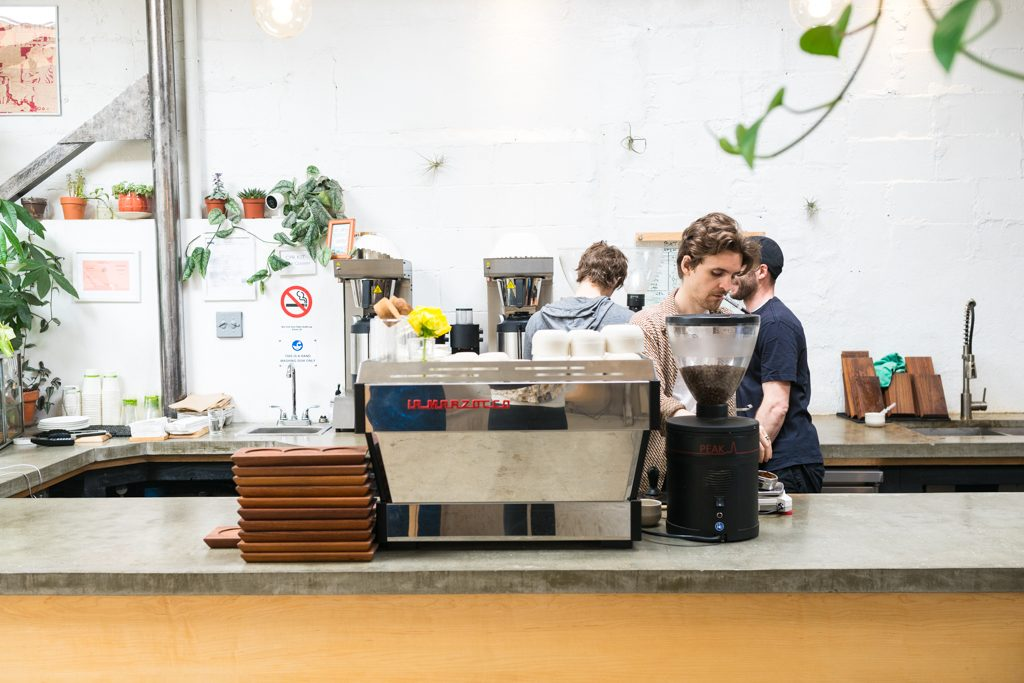 Sey Coffee Roasters New York City Third Wave Coffee