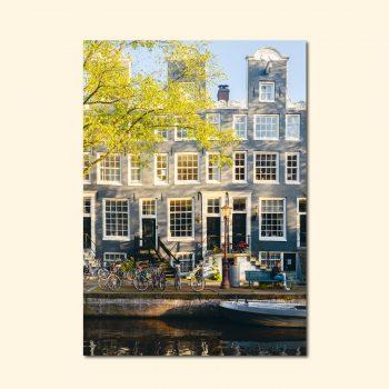 Kunstdruck Amsterdam Gracht